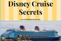 Disney Cruise Tips / Experience the magic of Disney on the high seas.  Read our Disney Cruise Tips & Tricks, ways to save money on a Disney Cruise and more Disney Cruise advice.