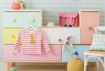 Colorfull children's room