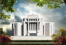 TEMPLES / Temples of the Church of Jesus Christ of Latter-day Saints