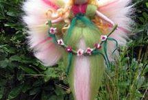 Felted Fairys