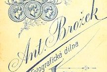 Jičín, Brožek Ant. / Antonín Brožek - Fotografická dílna, Jičín