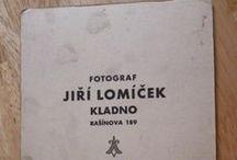 Kladno, Lomíček J. / Fotograf Jiří Lomíček, Kladno