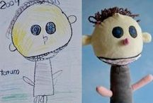 Kids Creations / Given the supplies and time: