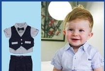 Bebetto giyen bebekler:)