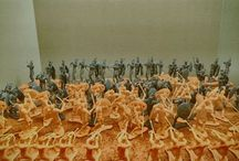 Trojan War Toys / Plastic soldiers and toys for all types of collectors.