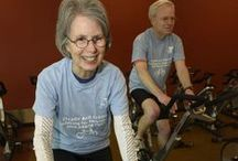 Pedaling for Parkinson's Program