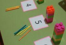 Cuantificación y números / Material para trabajar en primer ciclo
