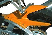 Honda CBR 929RR  2000-2001 / Motorcycle Fiber Parts