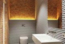 het Kabinet / inspiratie voor het toilet