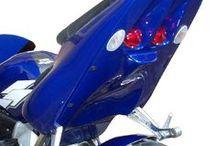 Yamaha YZF 600 R6  1999-2002 / Motorcycle Fiber Parts