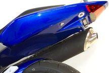 Honda Hornet 600 2002-2007 / Motorcycle Fiber Parts