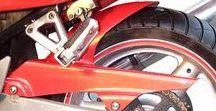 Suzuki Bandit 1200 / Protuning Motorcycle Parts