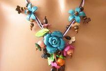 jewelry / jewelry,handmade,handmade jewelry,chrochet jewelry