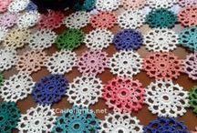 crochet / chrochet,color chrochet,