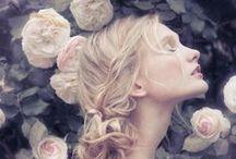 f l o r a l / the earth laughs in flowers / by cat