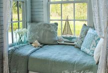 Beach Cottage Decor / Possibilities / by Sue Sims
