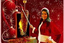 POSADA MEXICANA / FIESTAS DE FIN DE AÑO  www.tacoselcipres.com.mx  Toda La Magia de la Navidad a Tu Fiesta