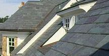 Slate Roofing / Various slate roofing projects we have worked on.