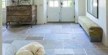 Stone Flooring / Flooring ideas to spark your creativity and give you inspiration.