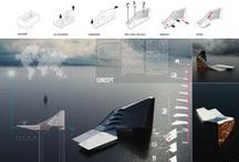 Landscape Architecture & graphic presentation