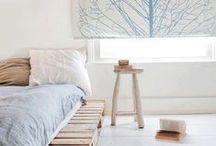 Design - Interior decor / Modern, clean, and cosy home interiors / by Eva Eckerblad