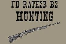 Hunting and Fishing / And other outdoorsy stuff