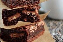 Sweets - Brownies & Slices