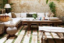 GARDEN  |  Courtyard ideas