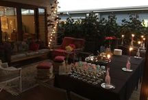 Mexican Fiesta / 21st birthday with a mexican vibe - taking a space & creating magic with limited resources & a tight budget