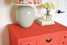 HOME  |  Revamp old furniture