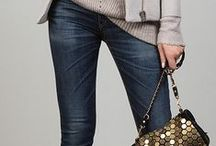 FASHION  |  My style / My style inspiration - simple and laid back and sometimes with a touch of elegance for work