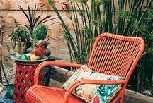 GARDEN  |  Outside deck
