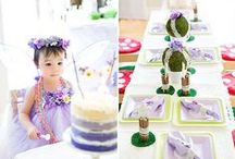 KIDS  |  Party ideas / Ideas for my girls' parties