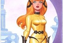 Bruce Timm / Comic and animation art