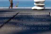 Faith / Inspiration for the Christian mom - encouragement for your faith.