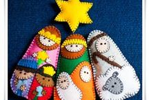 Christmas sewing / Wonderful things to make and muse over