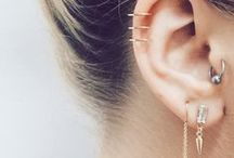 FASHION  |  Jewellery / Simple and dainty jewellery that fits my style