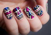 Crafty nailart