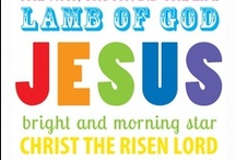 Holiday {Resurrection & Lent}  Easter / He is Risen! / by Darcy