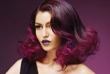 Beauty - Curl Up & Dye / Hair inspiration