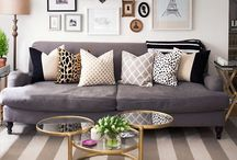 living room / by Sarah Rigby