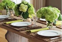 Set the Table / by Radford