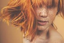 Red Hairy