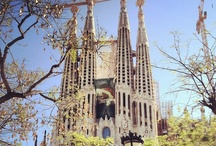 We love Barcelona / #Barcelona - the city at the #Mediterranian is the home of the #artists, the #alternatives, the love of live, the #beauteousness of the #world - that's how the #catalans see their capital!