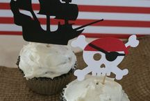 Celebrations - Xavier's Pirate Party / Xavier's turning 4 and it's party time!
