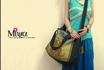 Bags & Handbags & Satchels / by SWAN MARKS
