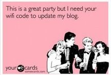 Blogging / It's all about bloggin'