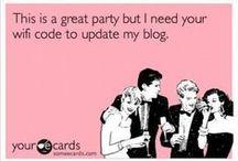 Blogging / It's all about bloggin'