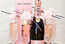 champagne wishes / May all your champagne wishes and caviar dreams come true!