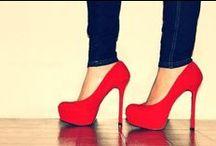 Pumped Up Kicks / by Olivia Asmar